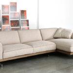 угловой диван со спинкой