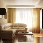 угловой диван уютный