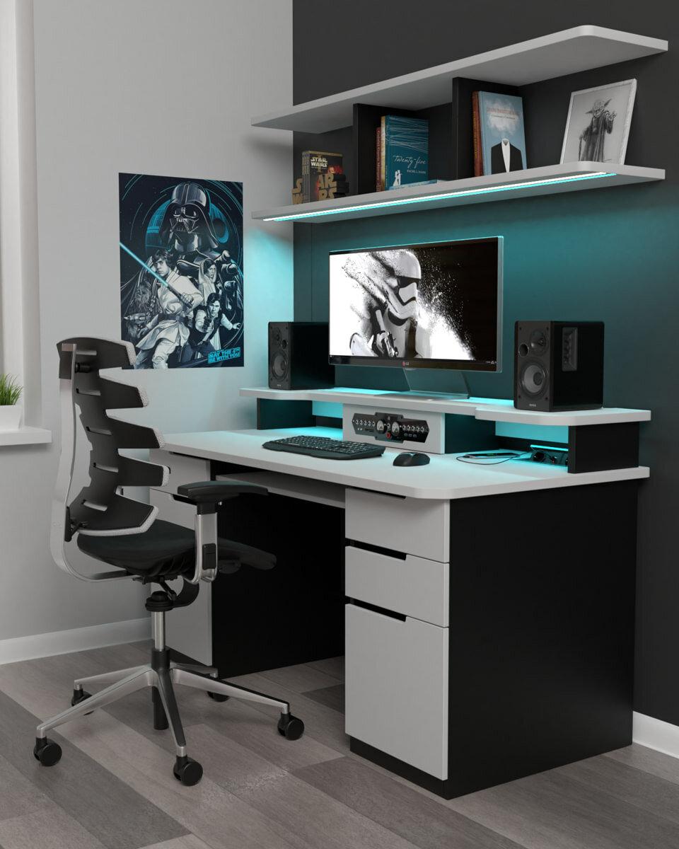 Письменный стол для подростка картинки