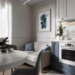 диван маленький на кухне
