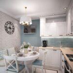кухня 12 м со стульями