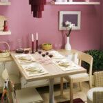 стена возле стола на кухне идеи декор