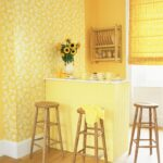 стена возле стола на кухне идеи интерьера