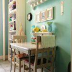 стена возле стола на кухне фото вариантов