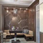 стена возле стола на кухне дизайн идеи