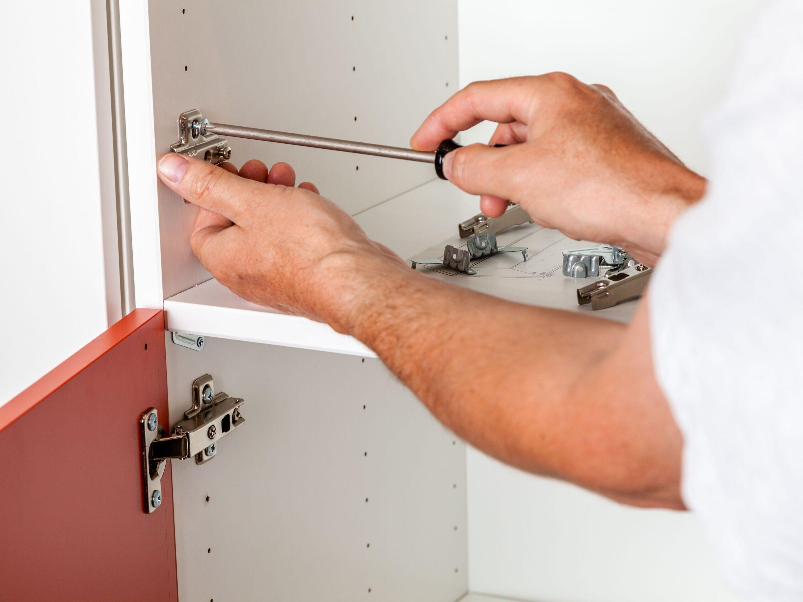 Как починить доводчик на кухонной мебели - Дизайн и Интерьер