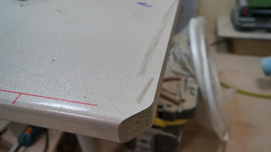 шлифовка стыков фрезерным станком