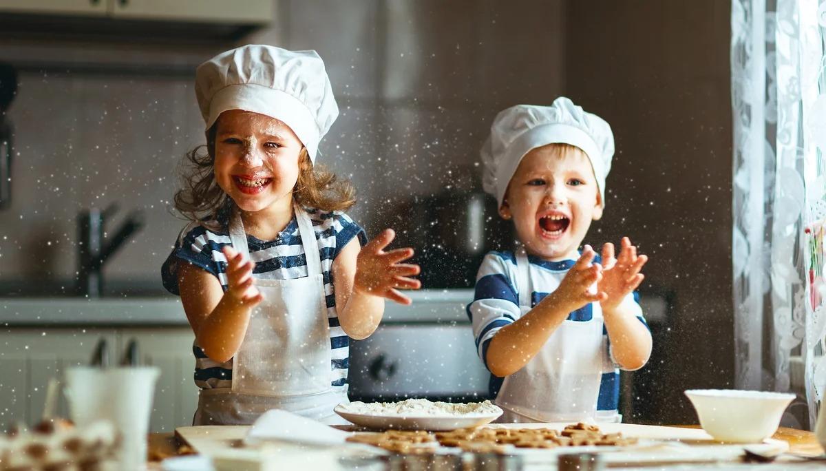 готовка для детей