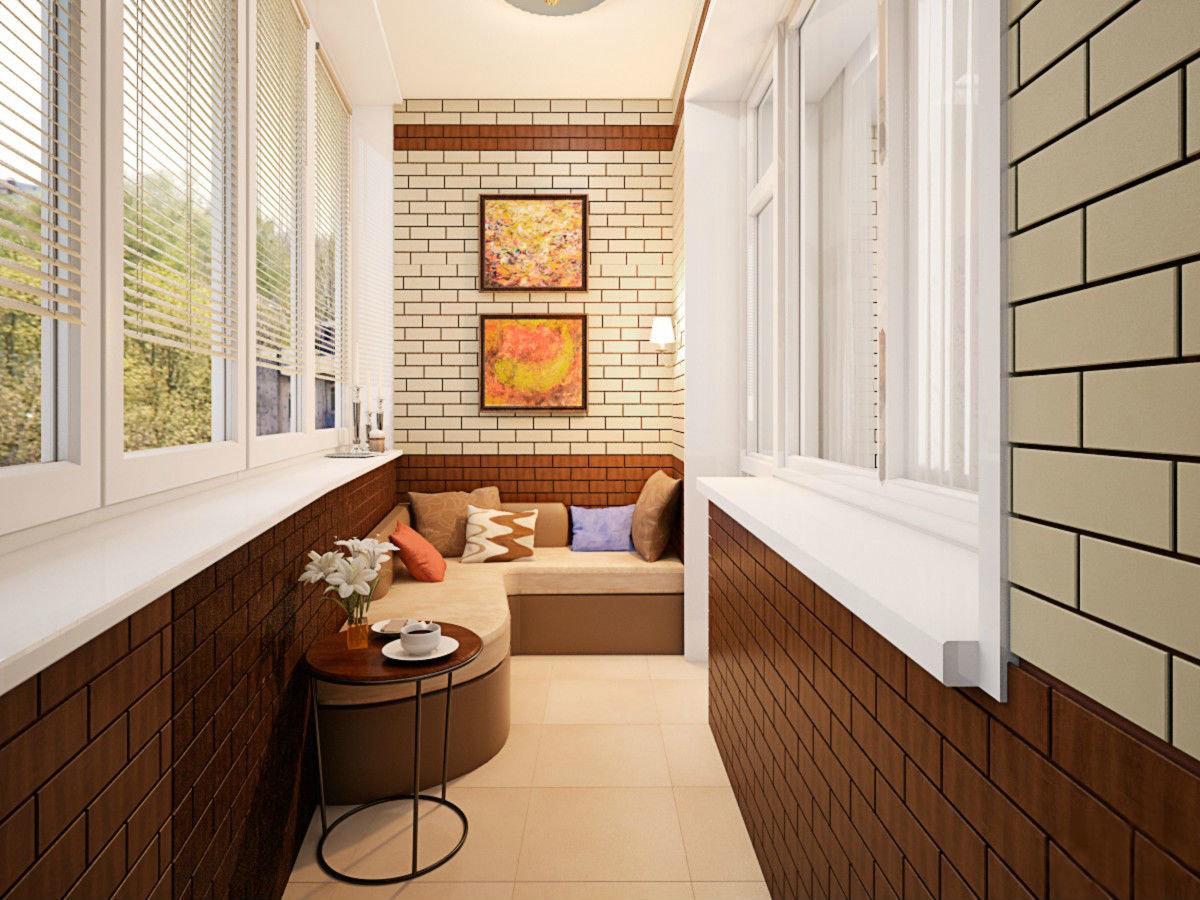 Обустройство балконов и лоджий фото несомненно требуется