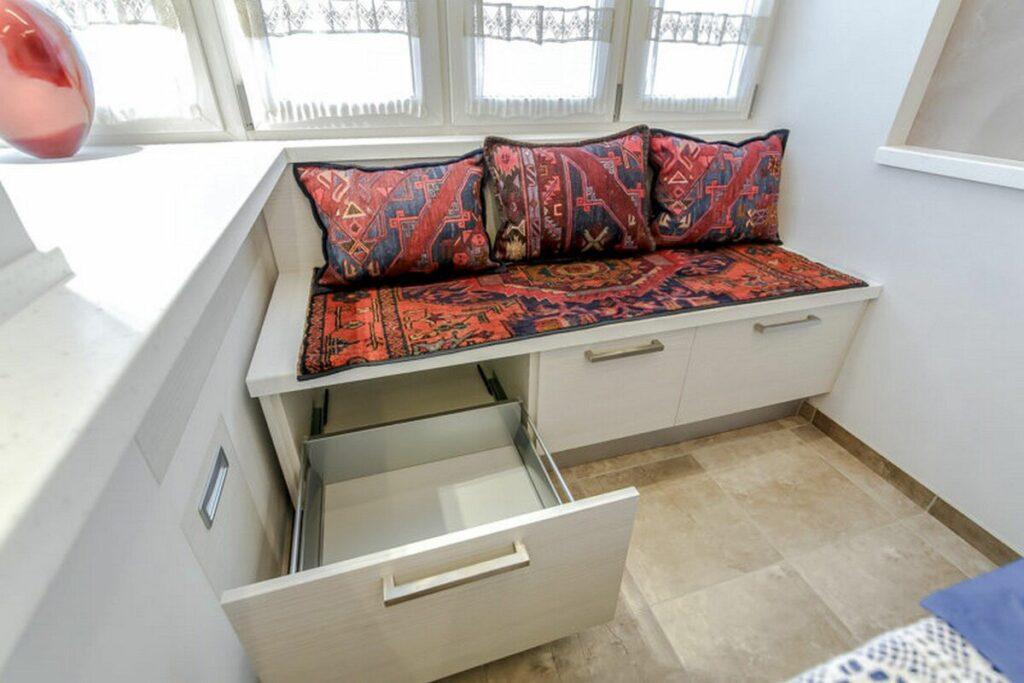 удобная мебель для балкона
