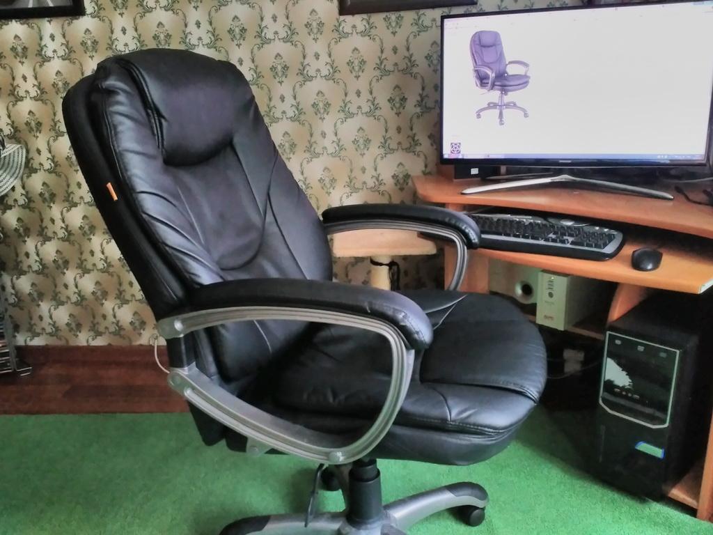 починив стул