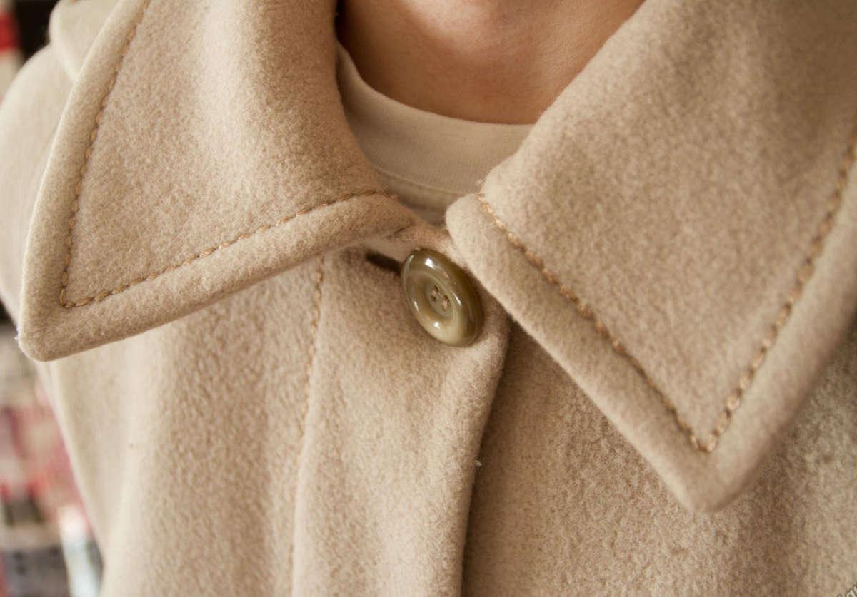 чистку пальто