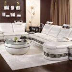 диван с орнаментом