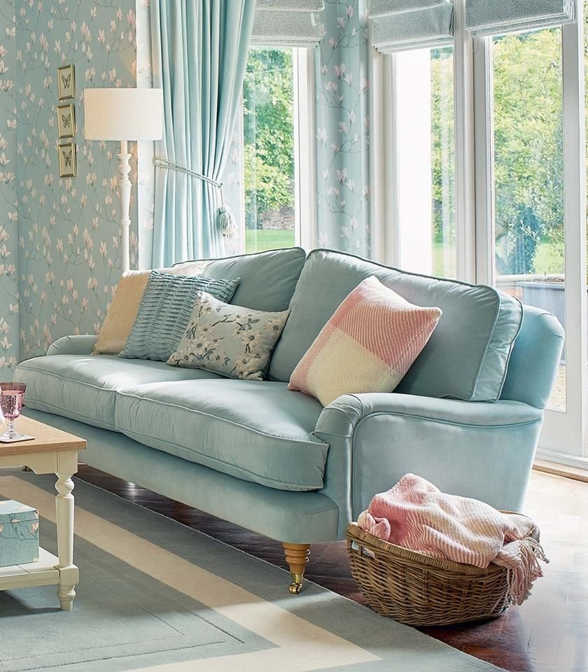 стиль дивана