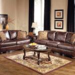 диван кожаный коричневый