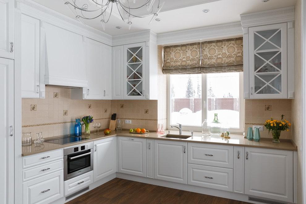как выбрать кухонный гарнитур идеи