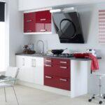 фасад кухни бордо