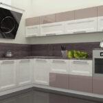 фасад кухни цвета