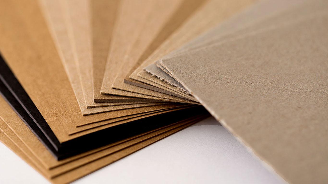 картон листовой