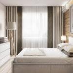 комод в спальне оформление