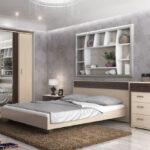 комод в спальне варианты