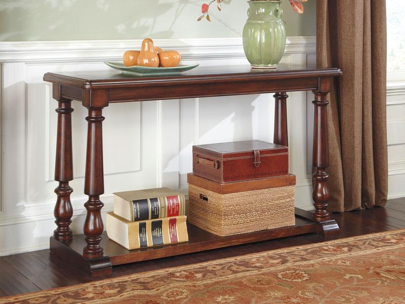 консольный столик фото