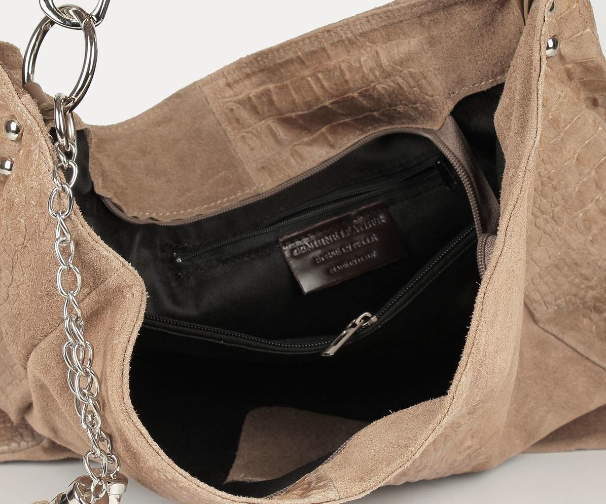 Светлую сумку