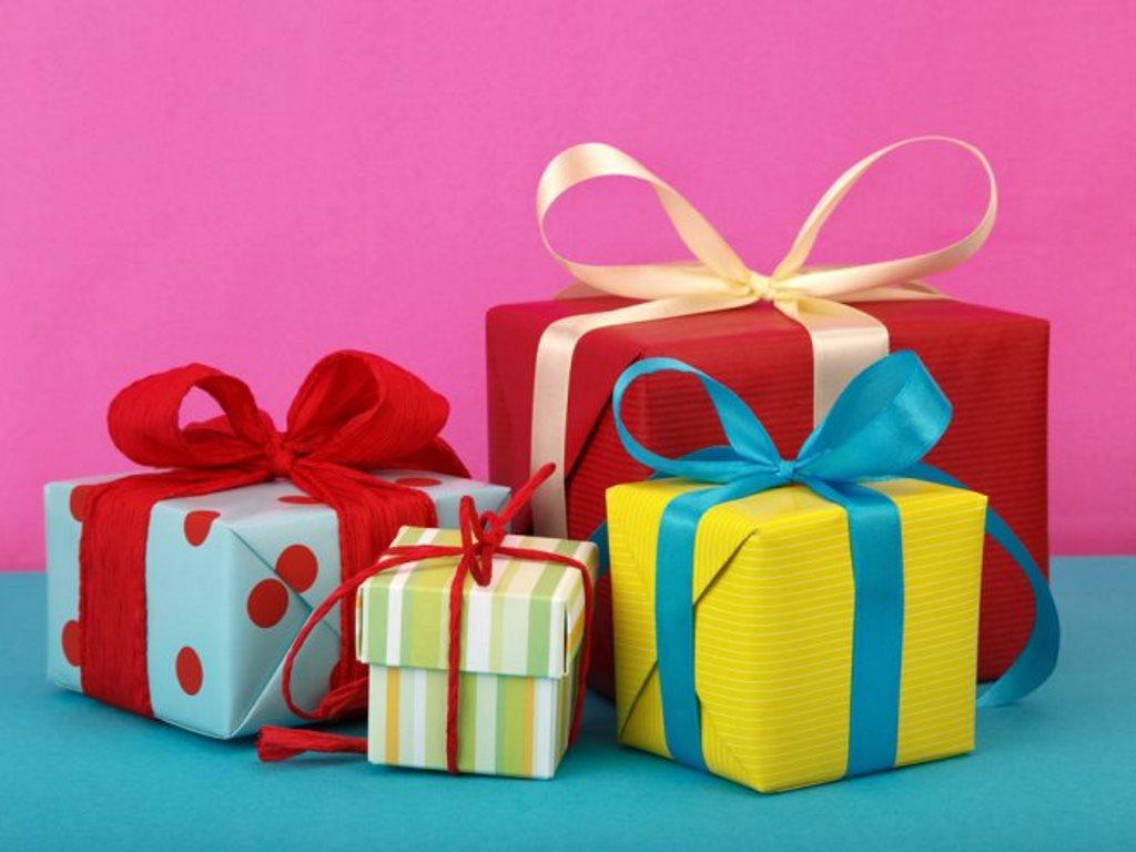 красивая упаковка подарков