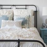 красиво заправленная кровать