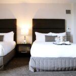 красиво заправленная кровать идеи декора