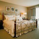 красиво заправленная кровать фото
