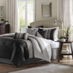 красиво заправленная кровать оформление