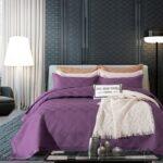 красиво заправленная кровать фото оформления