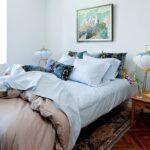 красиво заправленная кровать идеи оформление
