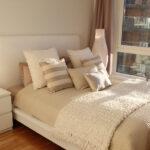 красиво заправленная кровать фото дизайна