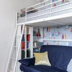 кровать чердак виды дизайна