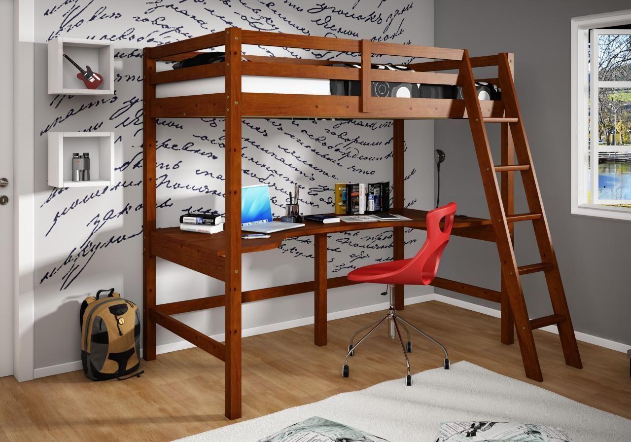 кровать чердак фото