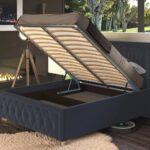 кровать с подъёмным механизмом идеи дизайна