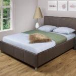 кровать с подъёмным механизмом декор фото