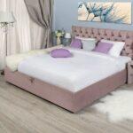 кровать с подъёмным механизмом идеи оформление