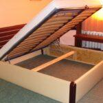 кровать с подъёмным механизмом виды