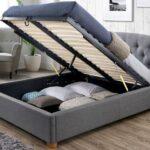 кровать с подъёмным механизмом виды оформления