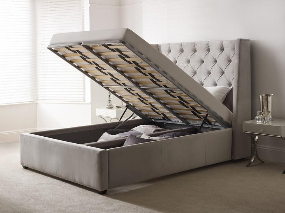 кровать с подъемным механизмом каркас