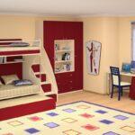 кровати для троих детей идеи оформление