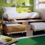 кровати для троих детей фото декора