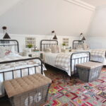 кровати для троих детей интерьер фото