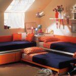 кровати для троих детей идеи оформления