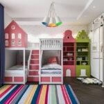 кровати для троих детей варианты фото