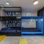 кровати для троих детей варианты идеи