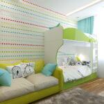 кровать для троих детей идеи фото